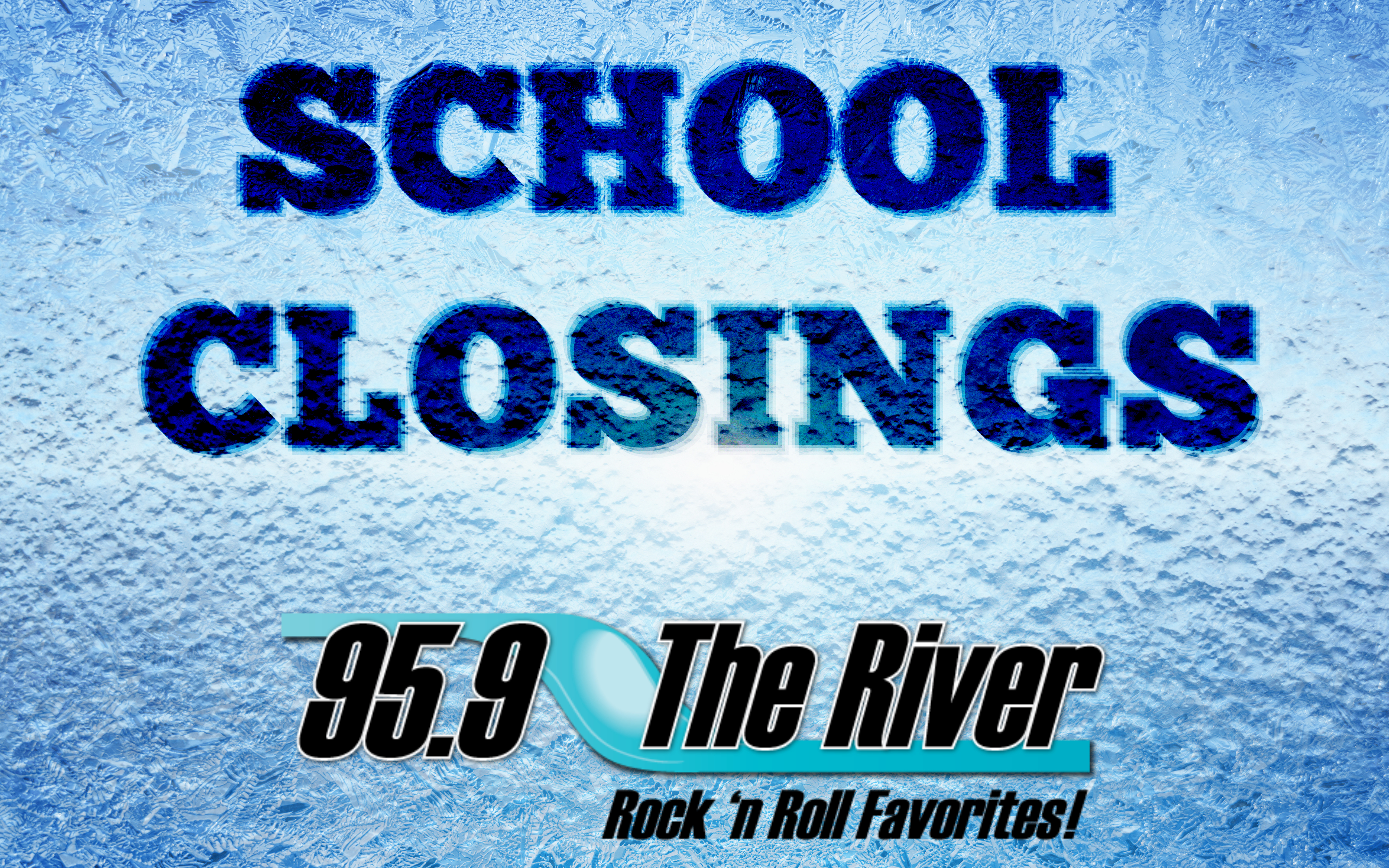 Some Schools Opening Late Today  Here's the List | 95 9 The River